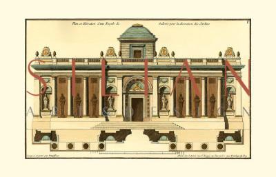 Architectural Facade IV