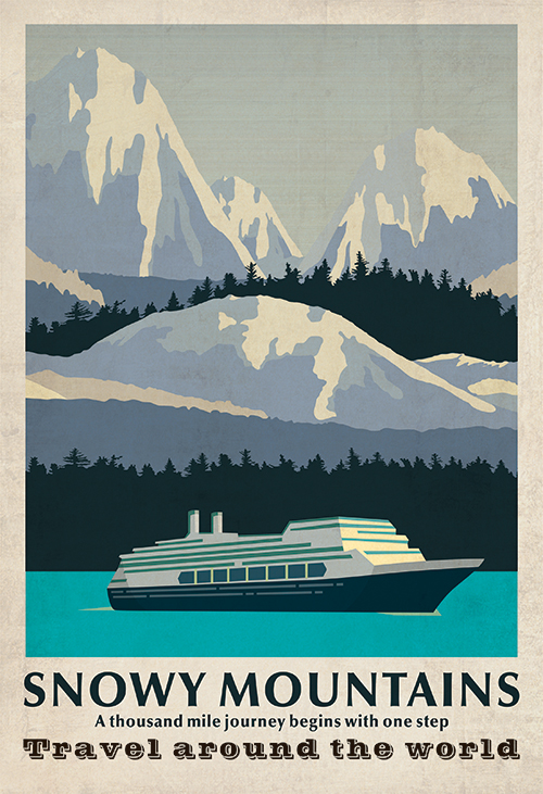 The Ship Poster Ⅲ