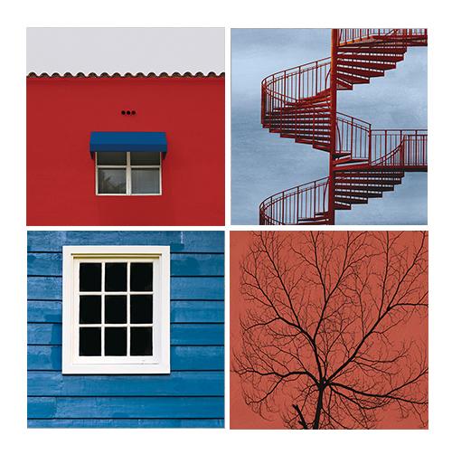 Four Paintings II