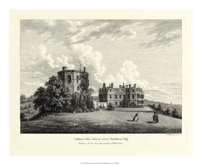 Chilham Castle In Kent