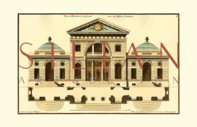 Architectural Facade VI
