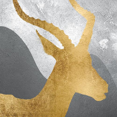 Gold Deer I