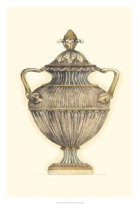 Dusty Urn Sketch IV
