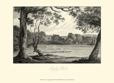 View Of Langley Park