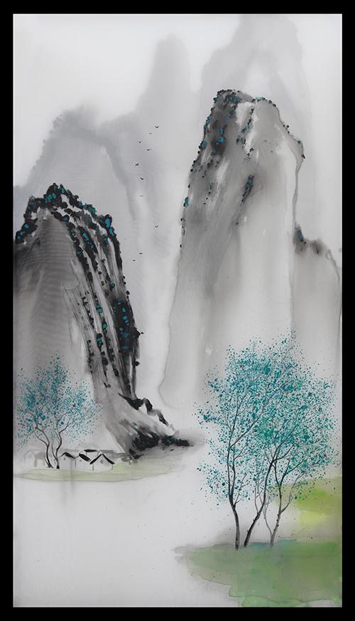 Dramatic Mountains IV