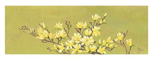 Flowers In Bloom I