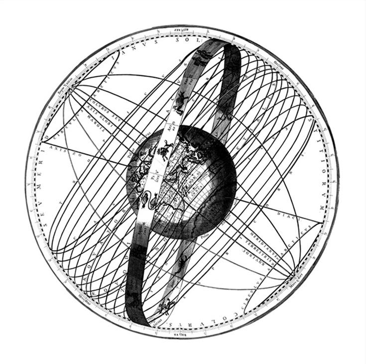 Starry Earth XVI