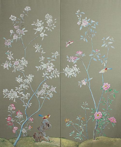 Flowers & Birds II
