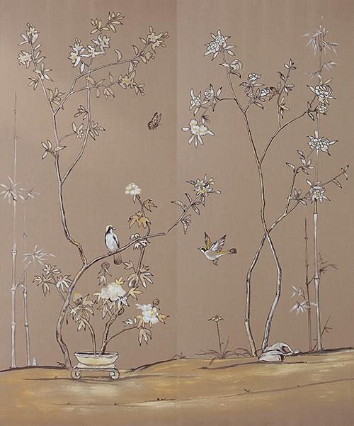 Flowers & Birds III