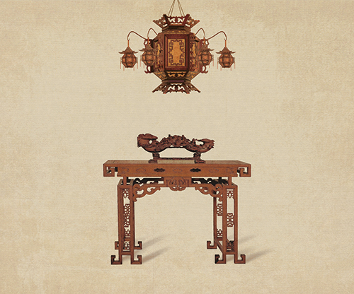 Chinese Style Furniture Ⅰ