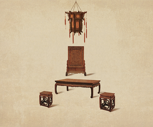 Chinese Style Furniture Ⅳ