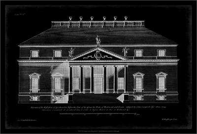 Vintage Facade Blueprint Ⅱ