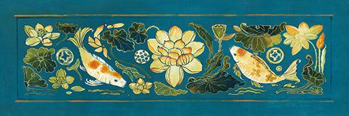 Fish And Lotus