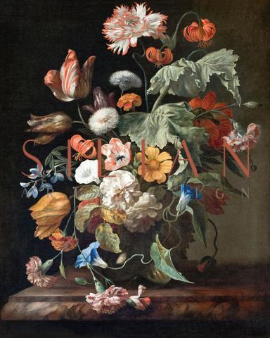 Jan van Huysum, Bouquet of Flowers in an Urn