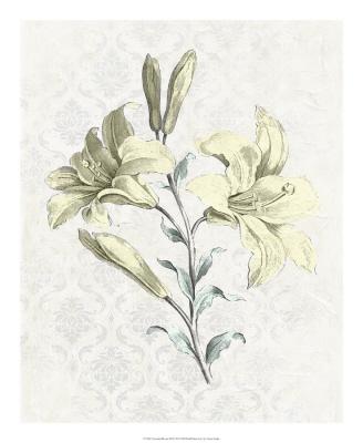 Victorian Blooms III