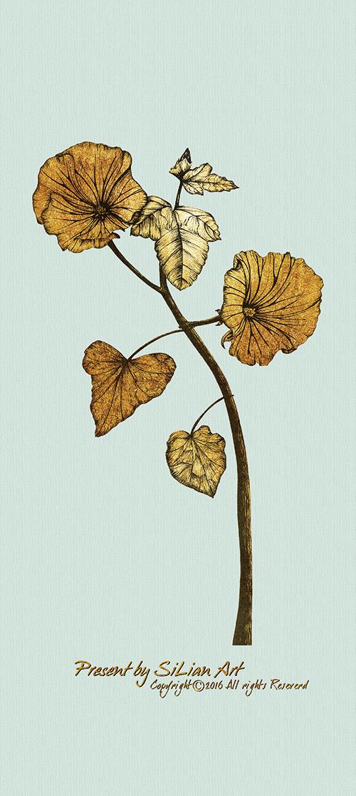 Gold Botanicals Ⅱ