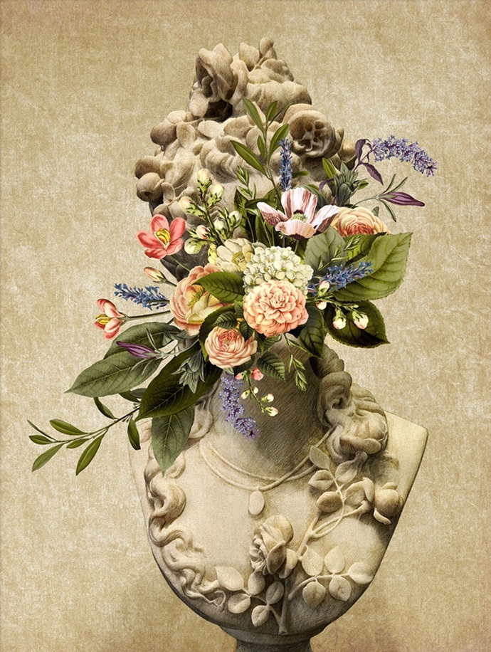 Flowers and Plaster Ⅲ