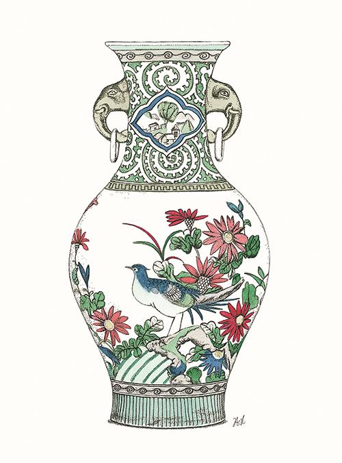 Ceramic Vases Ⅸ