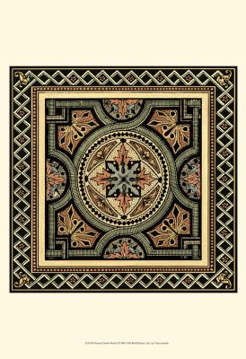 Printed Textile Motif I