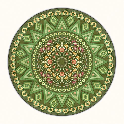 Blossom Pattern V