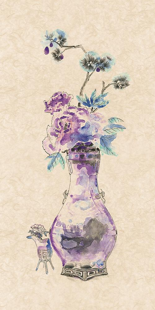 Blooming Splendor Ⅰ