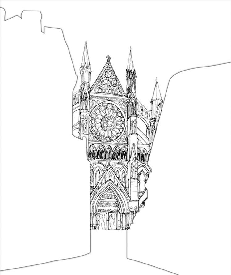 Architectural Sketch II