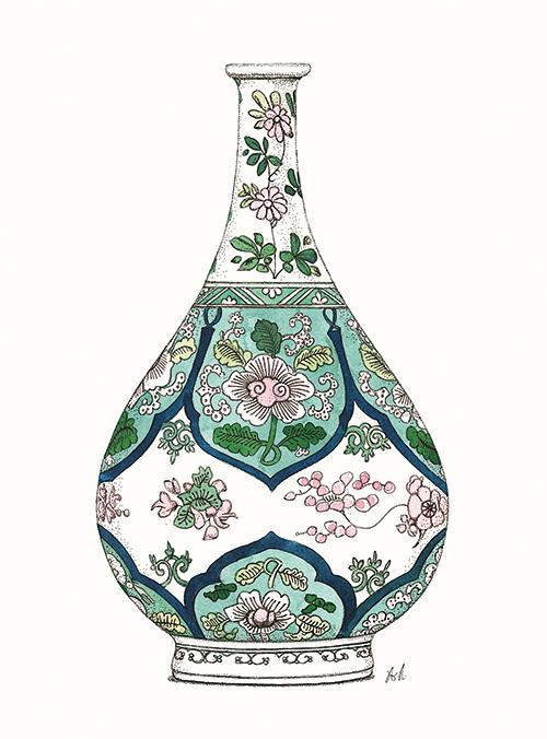 Ceramic Vases Ⅶ