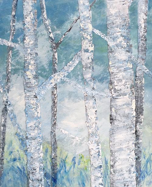 Silver Birch Ⅱ