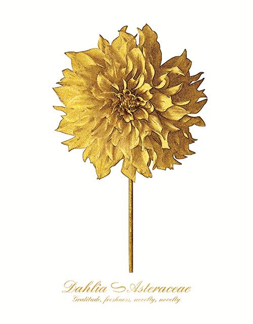Golden Flower Ⅰ