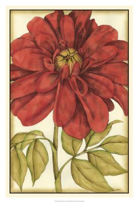 Ruby Blooms III
