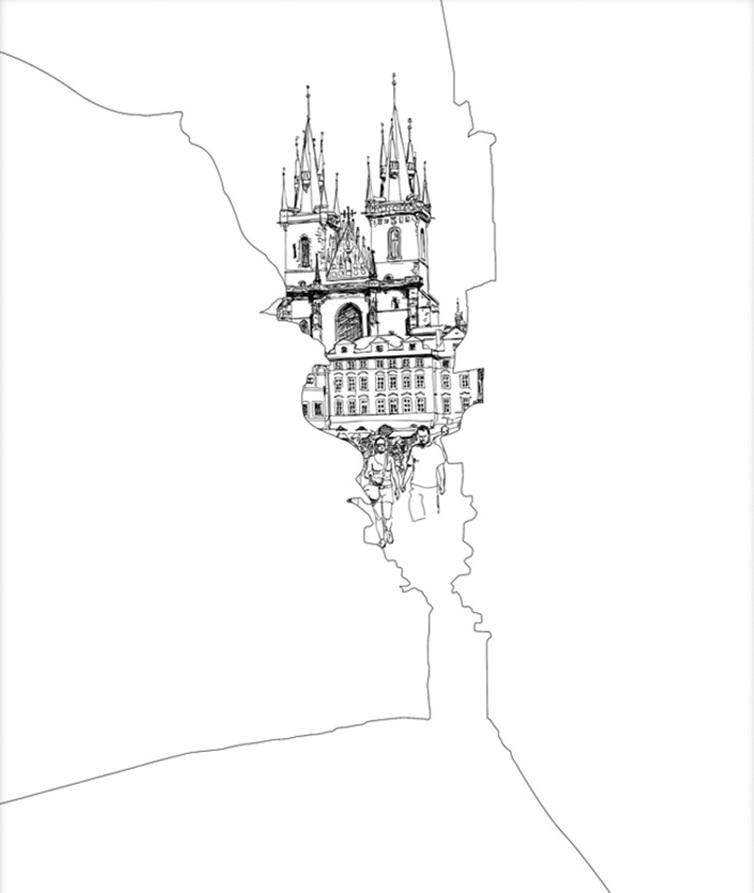 Architectural Sketch IV