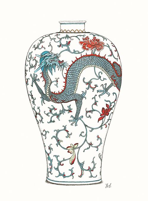 Ceramic Vases Ⅵ