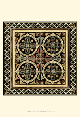 Printed Textile Motif IV