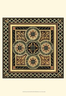 Printed Textile Motif III