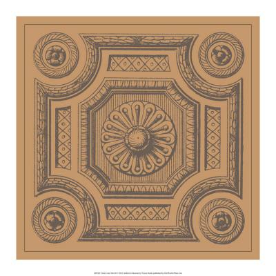 Terra Cotta Tile III