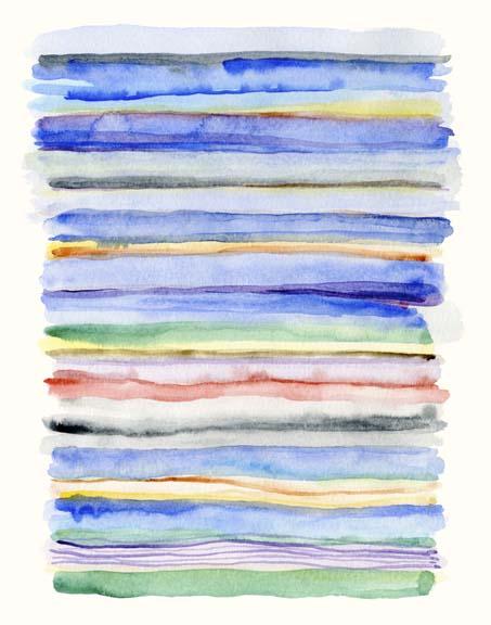 Watercolor Gradation