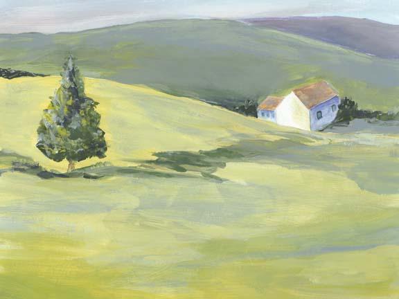 Hillside Vista II
