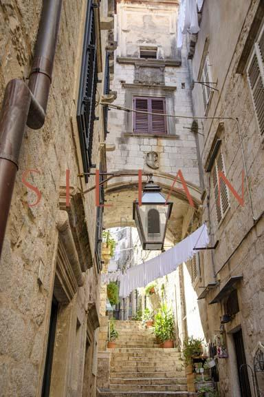 Laundry Day - Dubrovnik, Croatia