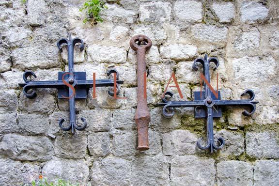 Iron Detail II - Kotor, Montenegro
