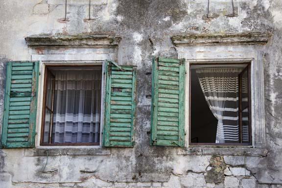 Catching the Breeze - Kotor, Montenegro