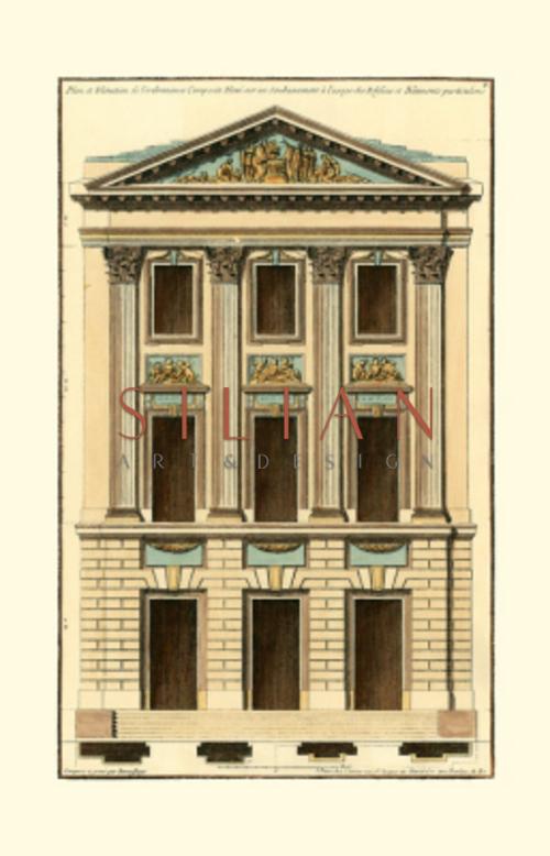 Architectural Facade I