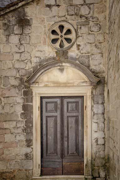 Distinguished Entrance - Kotor, Montenegro