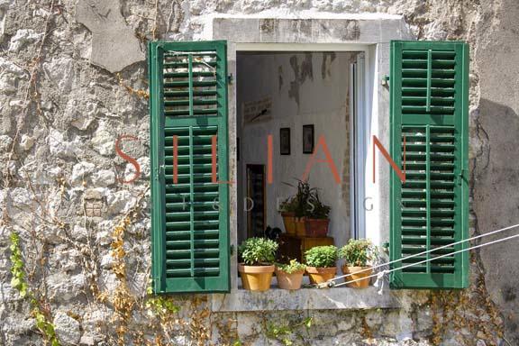 Window View - Kotor, Montenegro
