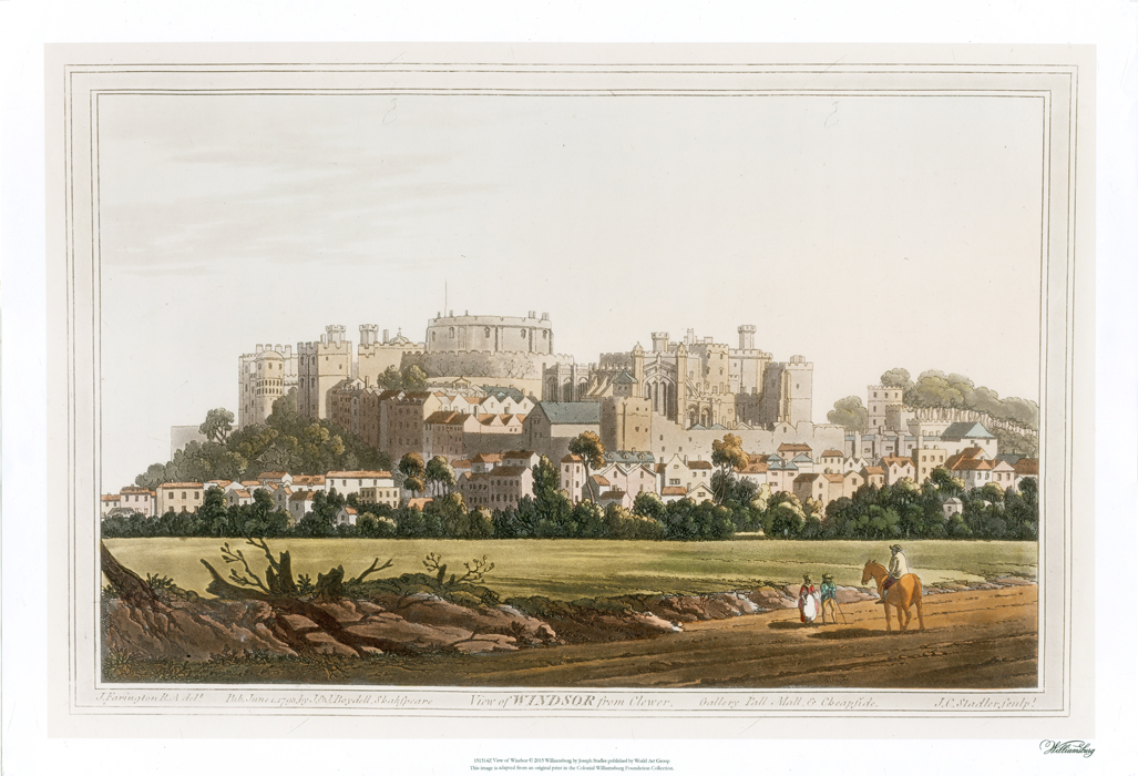 View Of Windsor