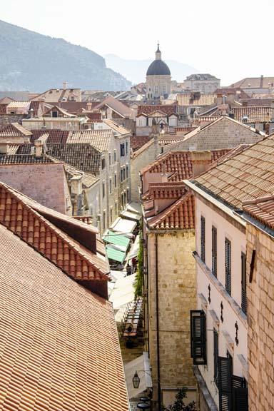 Rooftops - Dubrovnik, Croatia