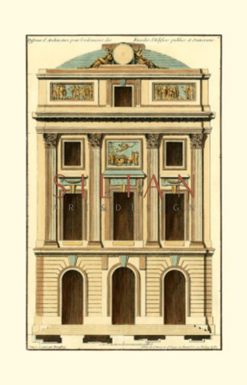 Architectural Facade Ⅱ