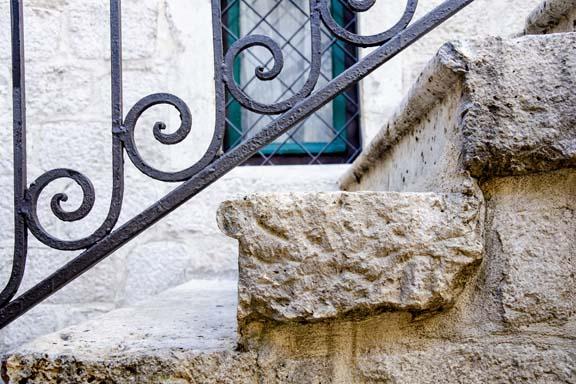 Iron Detail I - Kotor, Montenegro