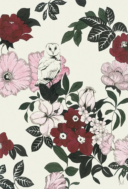 Blossom Owl Ⅲ