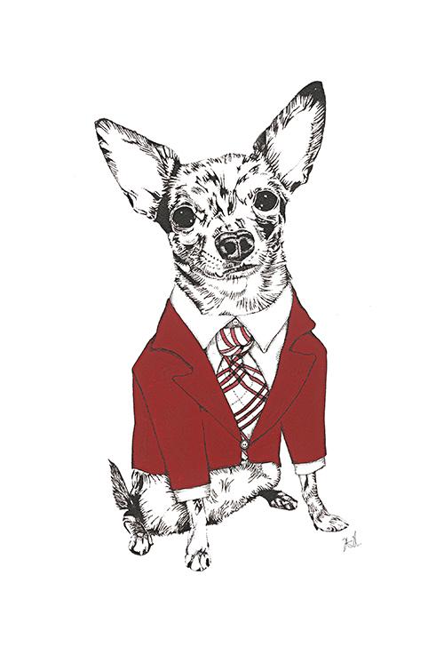 Gentleman Dog Ⅰ