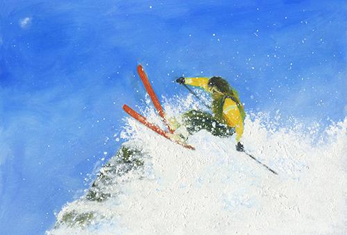 Skier Ⅰ
